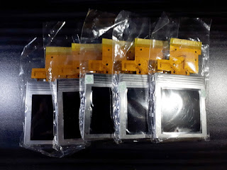 LCD Sony Ericsson K200 K220 Jadul New Original