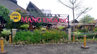 UKM rumah makan gubug mang engking