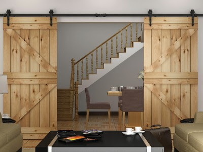 Interior Barn Door Kits