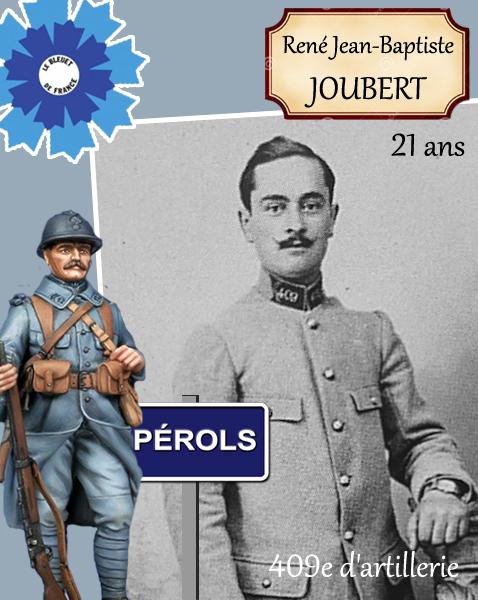 René Jean-Baptiste Joubert - Pérols