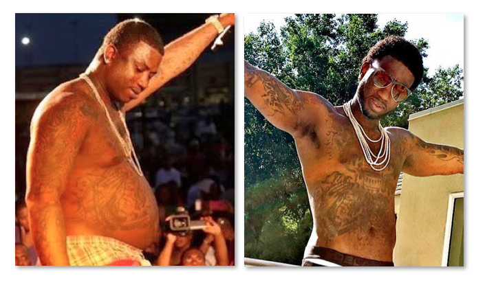 Gucci Mane Before And After Jail Pictures Empire Bbk