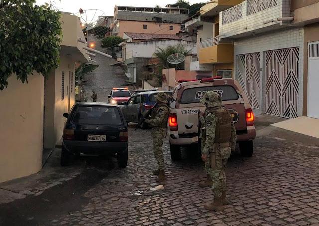 Em Mata Grande, policia prende jovem acusado de matar mototaxista em Pernambuco