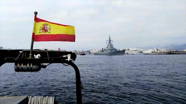 España descarta unirse a la coalición de EEUU en el Golfo Pérsico