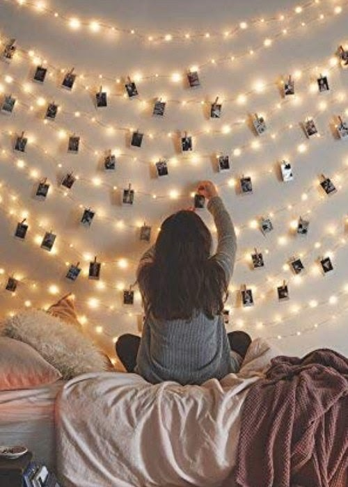 Gift Guide for Teen Girls, fairy lights, lights for wall