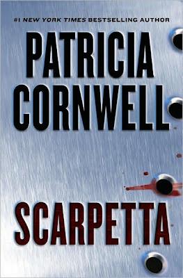 News: Capa do livro Scarpetta, de Patricia Cornwell. 33