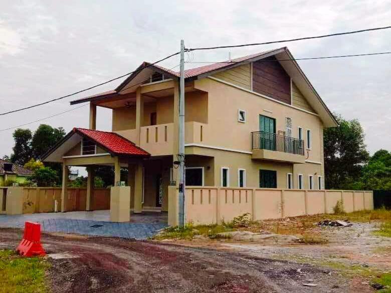 Kontraktor Rumah Bangi Nas Nuri Construction