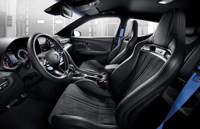 Hyundai Veloster N 2021