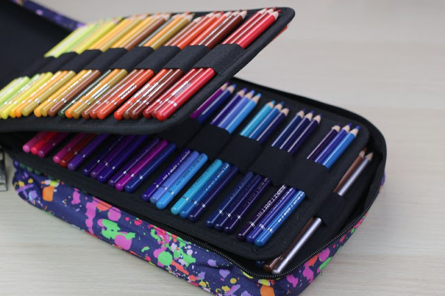 Oh My !! Arteza Artist Colored Pencils? Yes, Please - Bibi ...