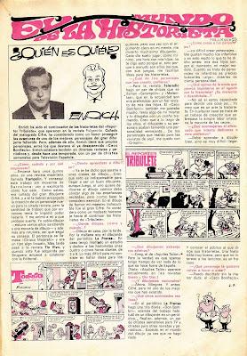 Entrevista a Enrich, DDT 3ª nº 59 (2 de septiembre de 1968)