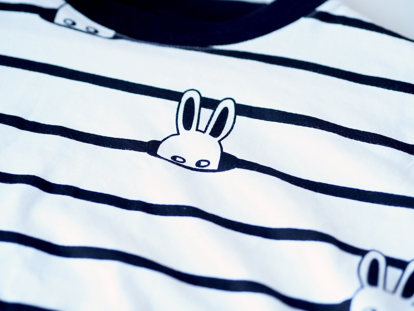 lazy oaf bunny top
