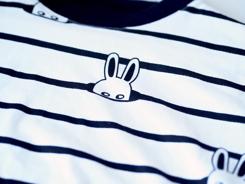lazy oaf bunny top
