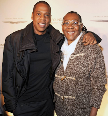 Read the beautiful letter Jay Z's mum wrote to him after his induction into the Songwriters Hall of Fame