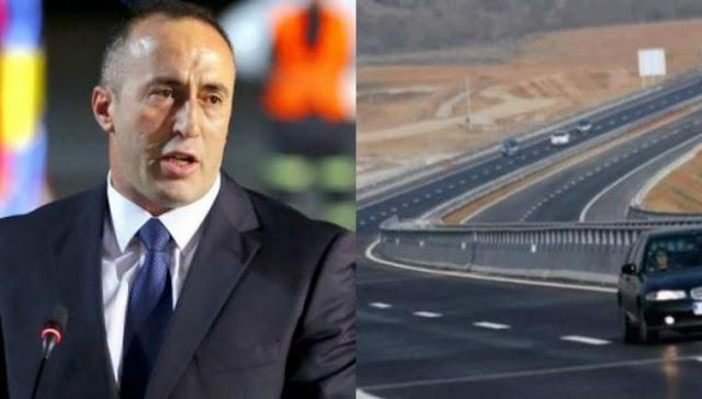 Haradinaj: Albania must remove the tax of Nation's Road
