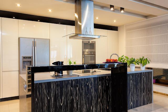 Inspirasi Ide Desain Dapur Minimalis Asia dengan nuansa elegan