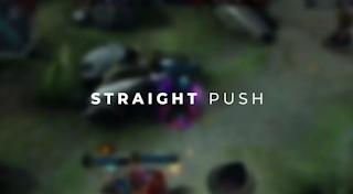 Apa Itu Straight Push di Mobile Legend? Bagaimana Cara Melakukannya?