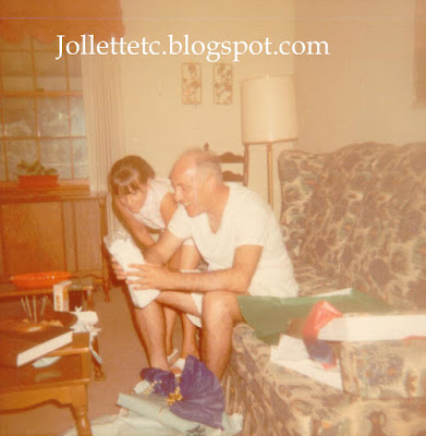 Mary Jollette Slade and Fred Slade before 1970 http://jollettetc.blogspot.com