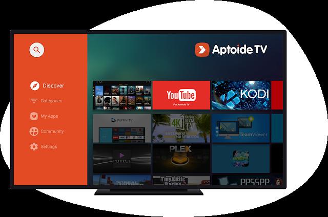 Aptoide TV - Esta loja não pode faltar na tua Box Android!