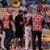 Los Toros del Este pierden a Yamaico Navarro por lesión en el hombro