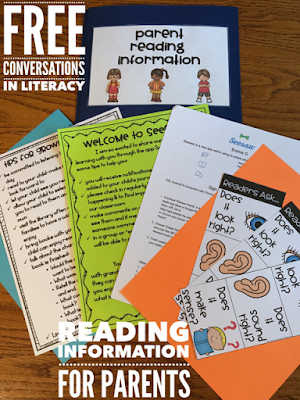 Tips for Parents About Reading