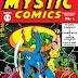 Mystic Comics #1 Março de 1940