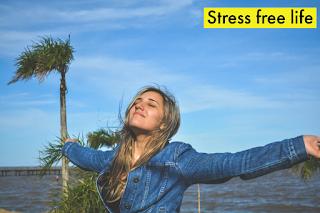 How to live stress free life, 7 keys to Reduce stress, labelashishkumar