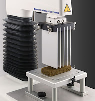 Testing of energy bar using a 5-blade Kramer shear cell