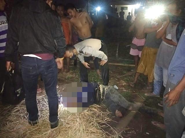 Curi motor di Masbaik, pelaku tabrak orang dan diamuk massa hingga tewas
