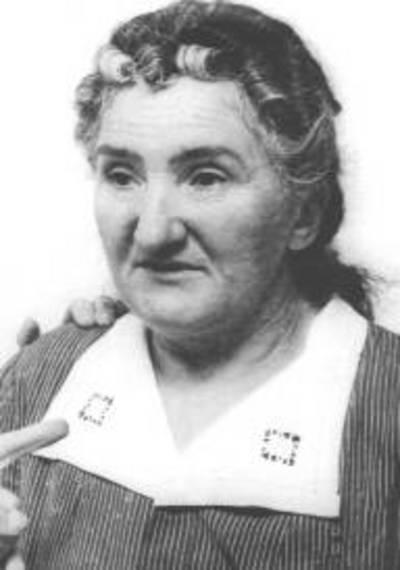 Leonarda Chianculli asesina en serie