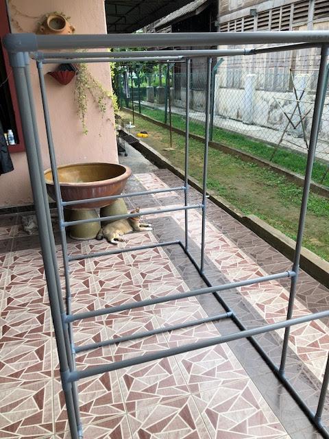 DIY Sangkar Kucing