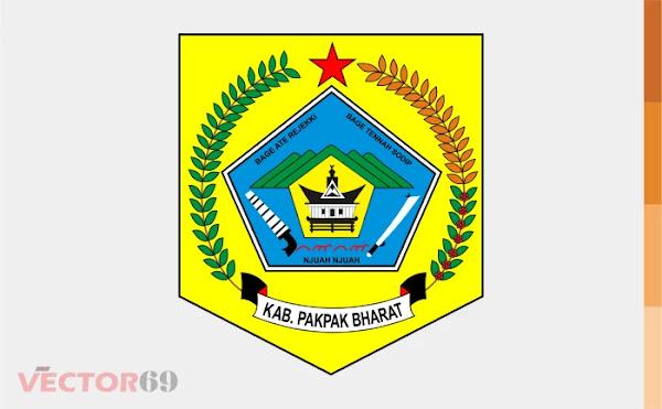 Kabupaten Pakpak Bharat Logo - Download Vector File AI (Adobe Illustrator)