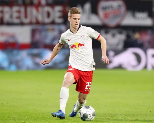 Real Madrid Zidane interested in signing Former Barcelona player Dani Olmo for €40m