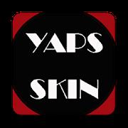 Poweramp V3 skin Yaps - Alternative