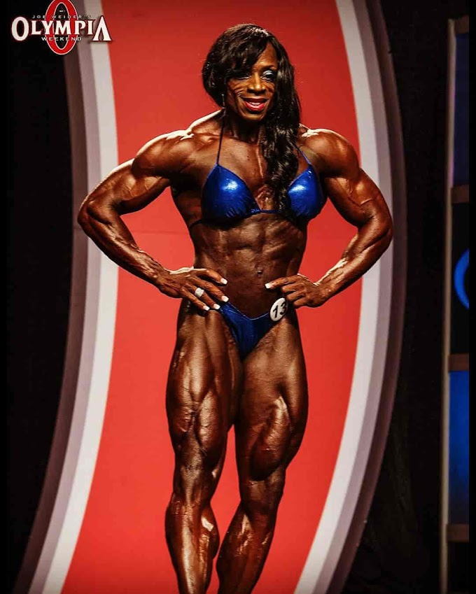 Bodybuilding Legend Iris Kyle Announces Her Return At  2020 Ms. Olympia