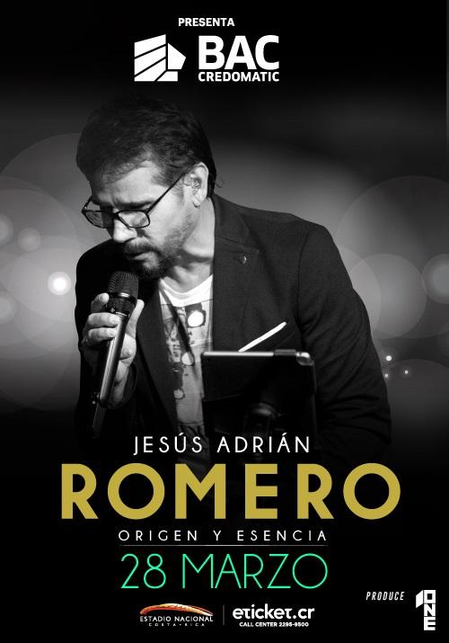 Jesus Adrian Romero En San José Costa Rica 26 De Septiembre De 2020 Eyc Cristianos Eventos Y Conciertos Cristianos