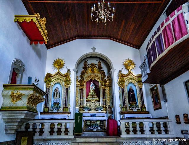 Igreja da Misericórdia, em Seia, Serra da Estrela, Portugal