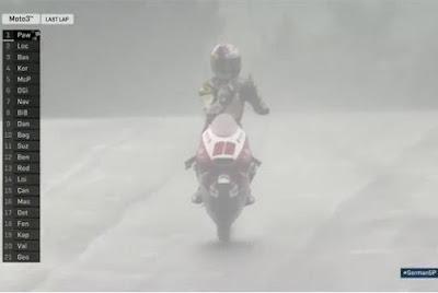Rider Belia Malaysia Juara di Moto3 Jerman