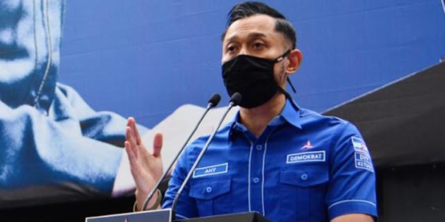 Andi Arief: Demokrat Tidak Masalah Jika Nanti AHY Jadi Cawapres