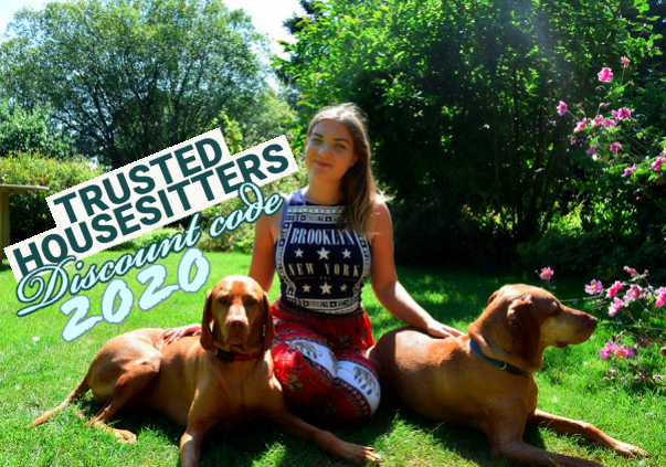 TRUSTED HOUSESITTERS DISCOUNT CODE 2020