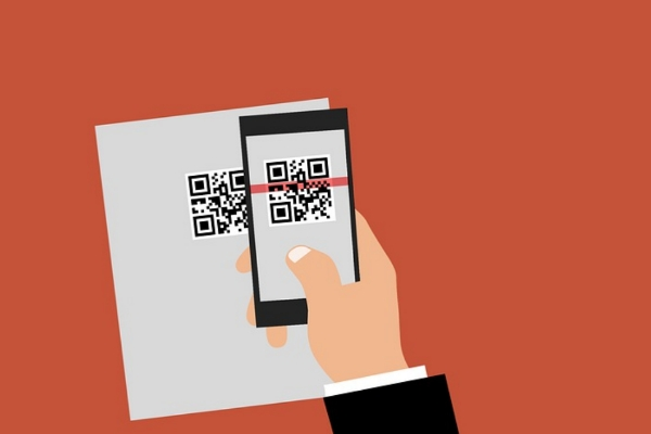 Cara Scan Kode QR Wi-Fi