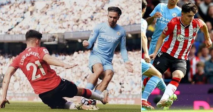 Chelsea Ex-academy star Livramento shines as Southampton hold Man City to draw