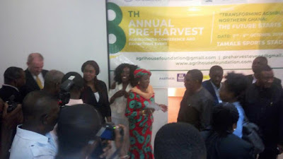 THE 8TH PRE-HARVEST AGRIBUSINESS CONFERENCE AND EXHIBITION LAUNCHED