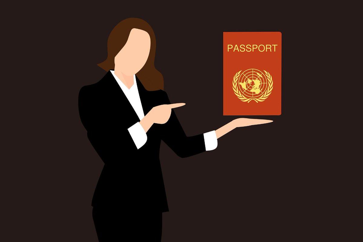 पासपोर्ट (Passport) और (visa) वीजा में क्या अंतर होता है Difference Between Passport And Visa