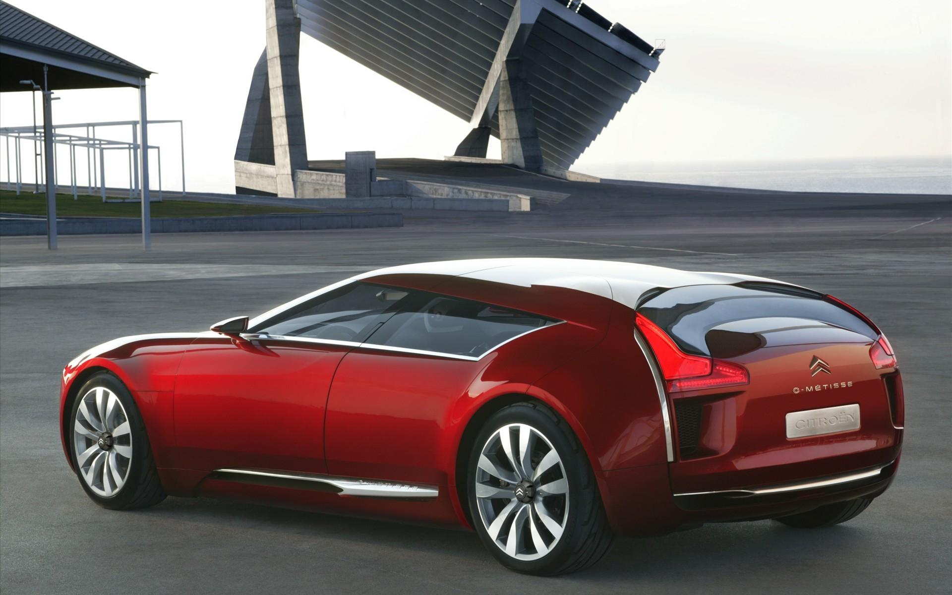 citroen c metisse concept car carros usa. Black Bedroom Furniture Sets. Home Design Ideas