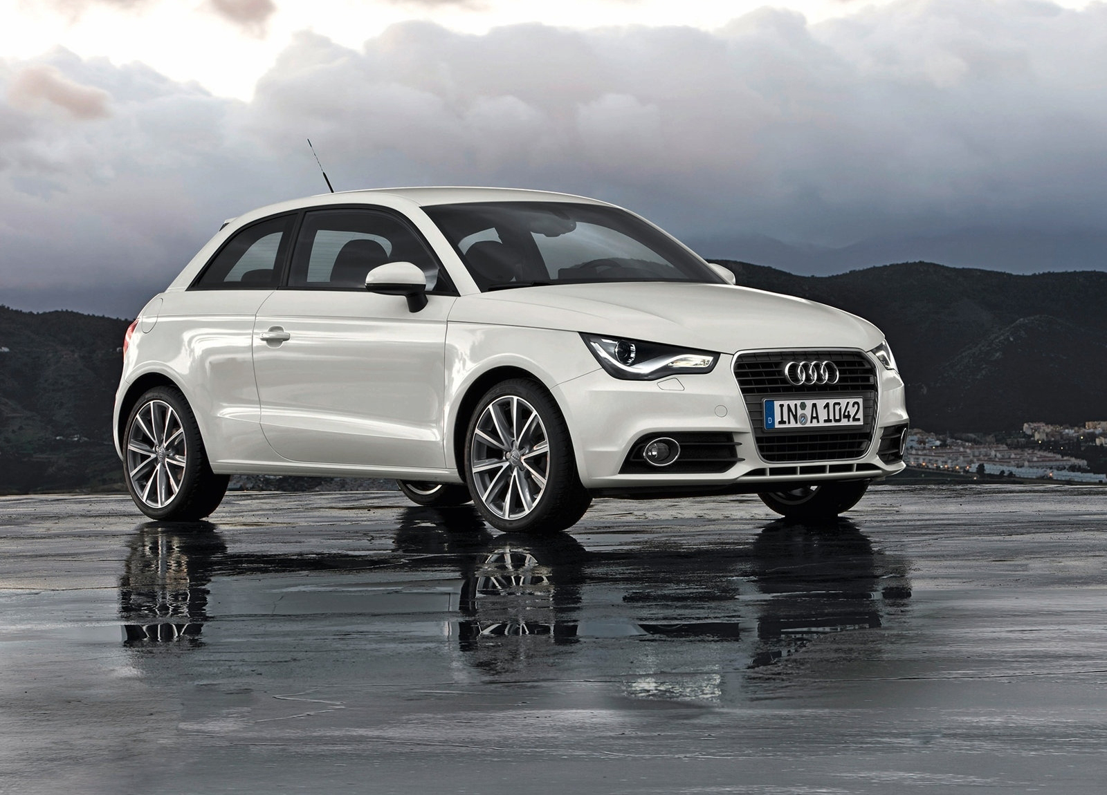 audi a1 hd wallpapers the world of audi. Black Bedroom Furniture Sets. Home Design Ideas