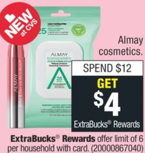 Almay CVS Coupon Deal $0.54 2-16-2-22