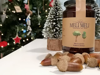 Μέλι Δάσους Melimeli 2020 - Το μέλι δε λείπει ποτέ από το Χριστουγεννιάτικο τραπέζι