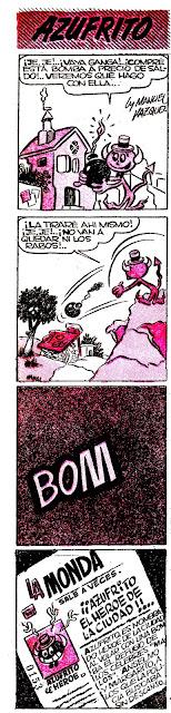 Suplemento de historietas de el DDT, nº 28 (8 de Febrero de 1960)