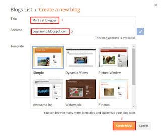 How to Create Your Own Blogger Template