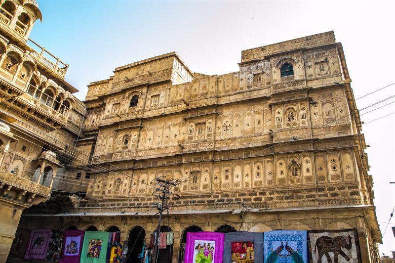 Rani Ka Mahal -- Jaisalmer Fort Jaisalmer