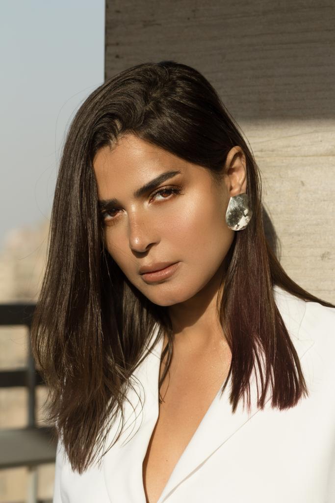 رانيا منصور : سعيده جدآ بالتمثيل مع أختى نورهان فى نصيبى و قسمتك